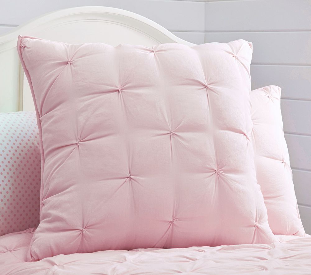Audrey Comforter Light Pink Pottery Barn Kids Au