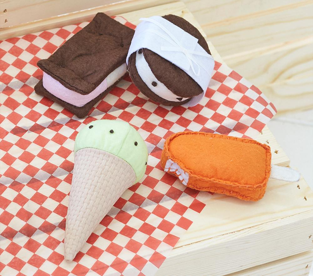 Soft Ice Cream Set