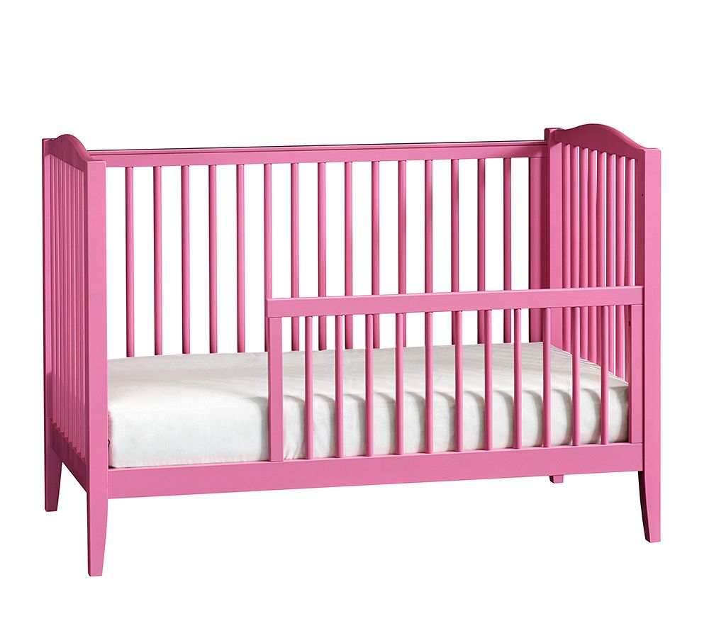 Toddler bed conversion