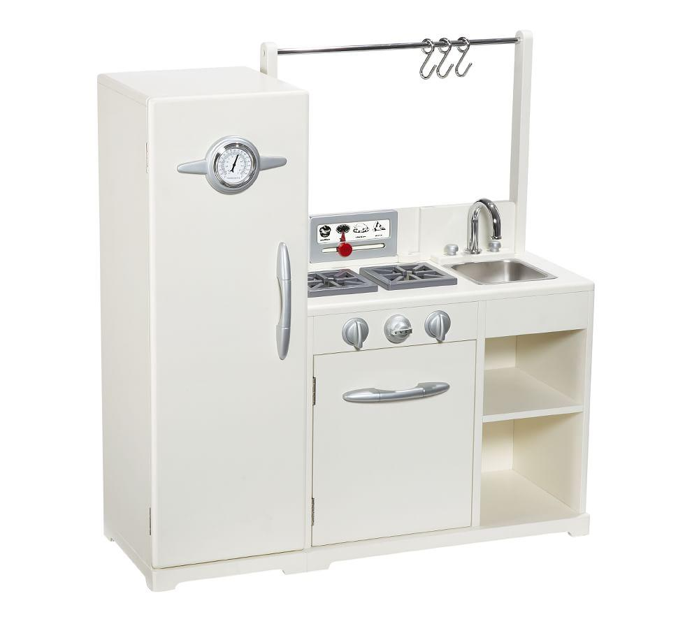 All-in-1 Retro Kitchen - Simply White