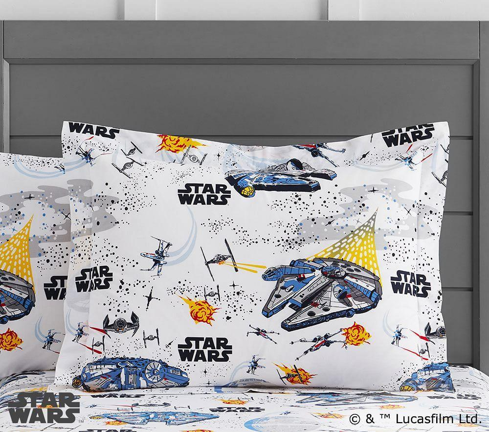 Star Wars™ Millennium Falcon™ Organic Quilt Cover