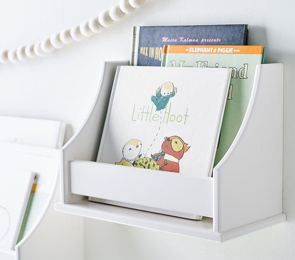 Collector's Mini Book Rack Shelves