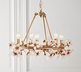 Grace Flower Chandelier
