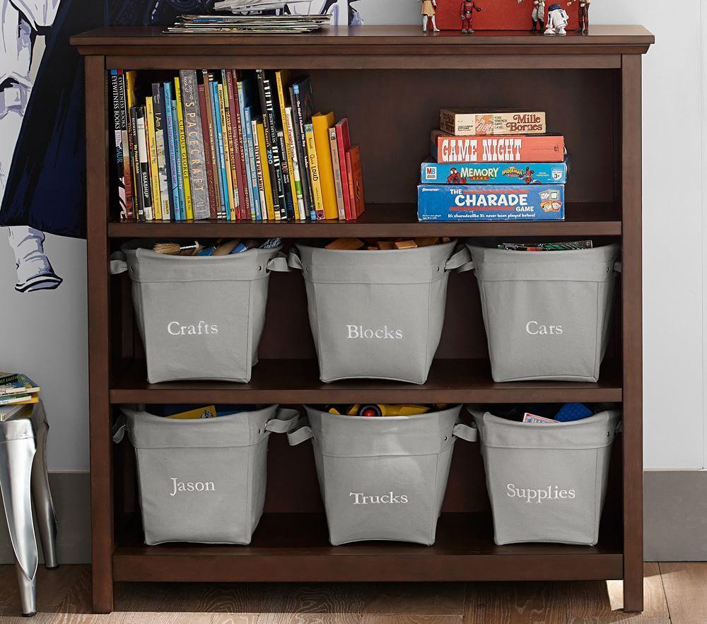 Cameron 3 Shelf Bookcase Pottery Barn Kids