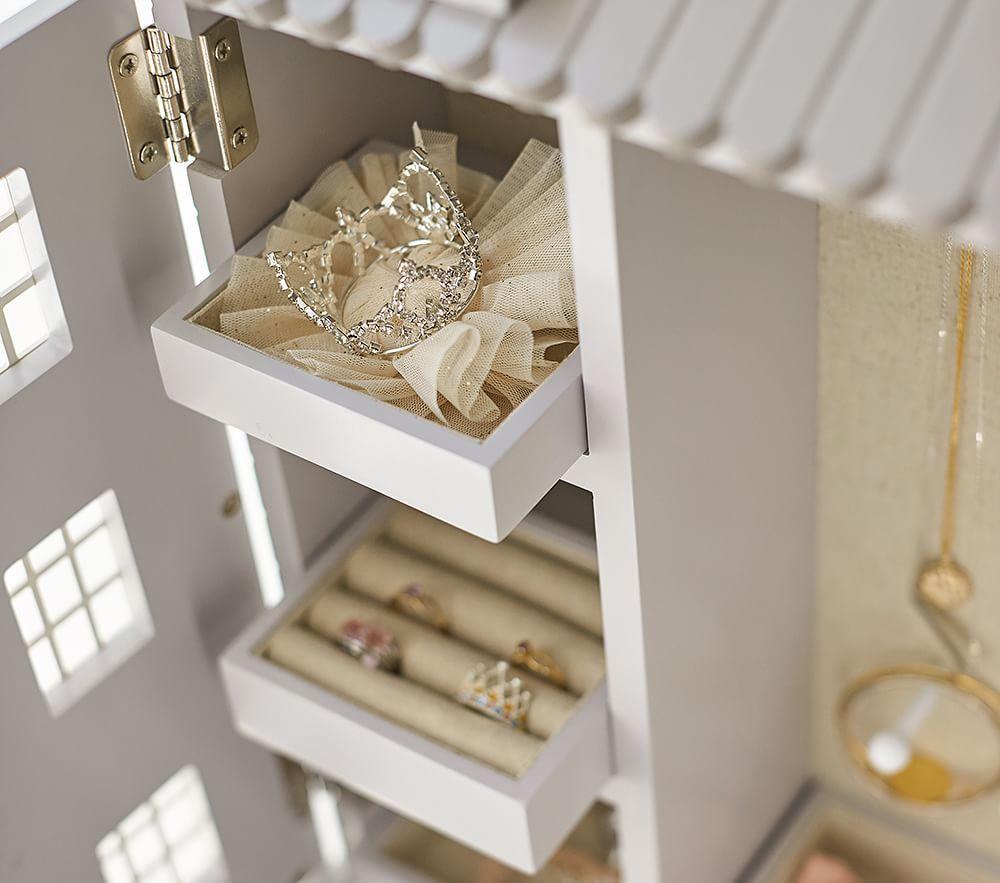 Dollhouse Jewellery Cabinet