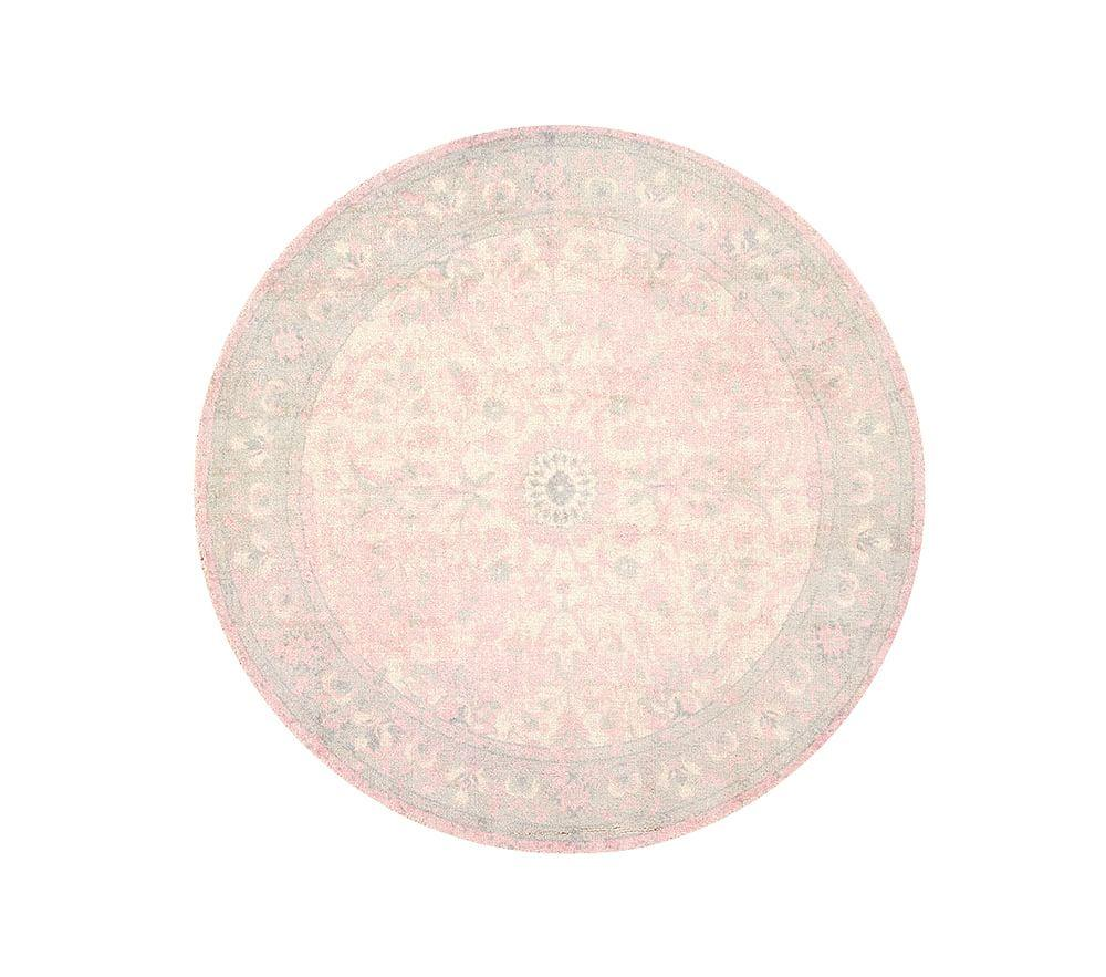 Monique Lhuillier Antique Round Rug