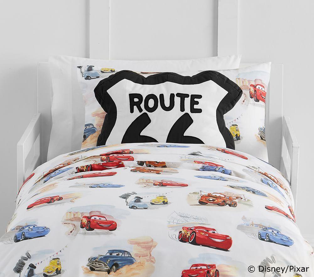 Disney•Pixar <em>Cars</em> Toddler Quilt Cover