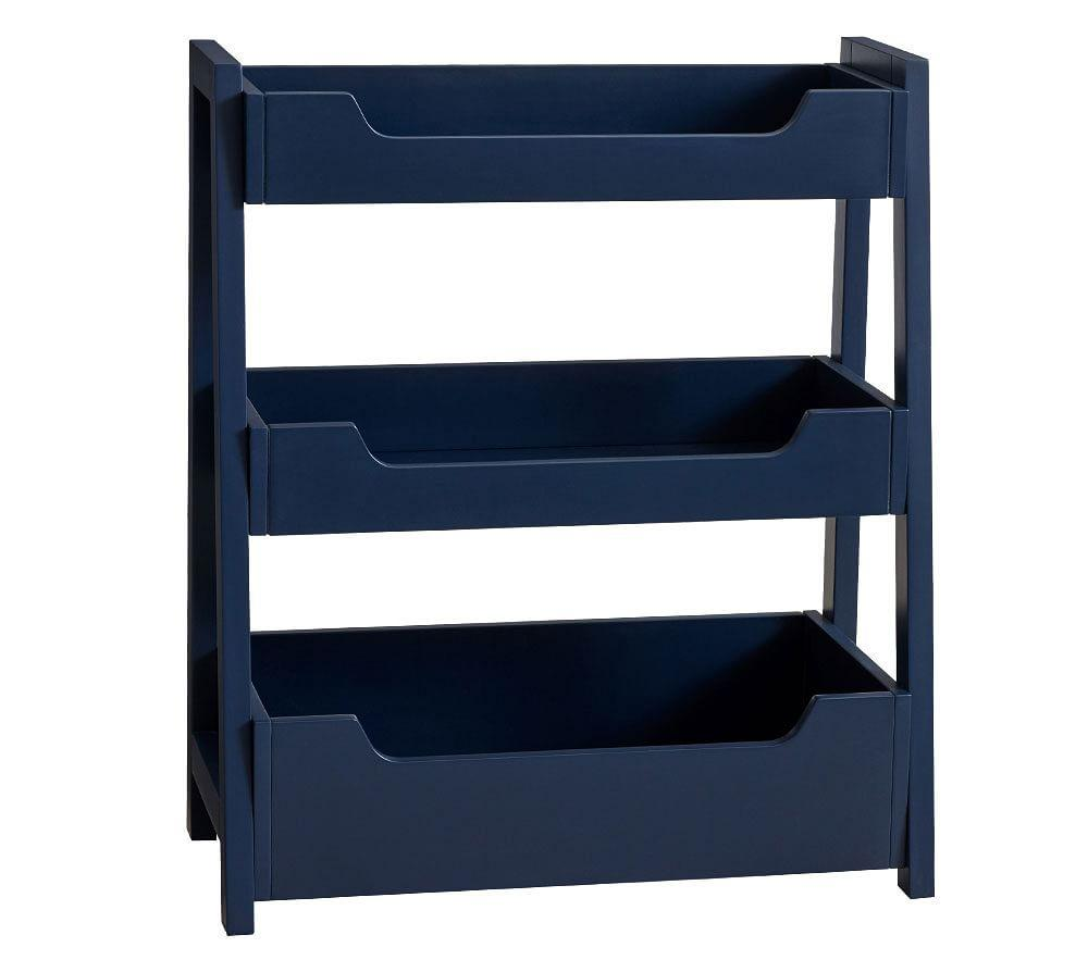 Small Spaces Ladder Bookcase Pottery Barn Kids