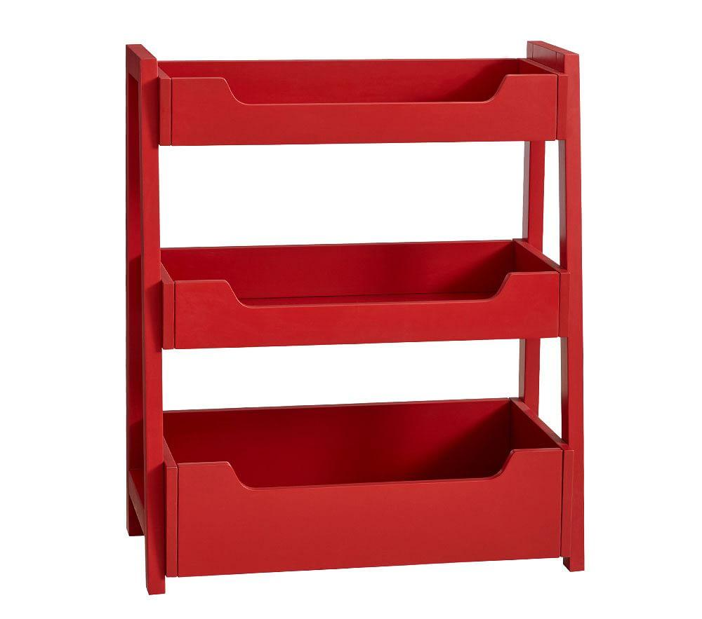 Small Spaces Ladder Bookcase | Pottery Barn Kids