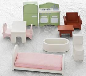Dollhouse Furniture Starter Set