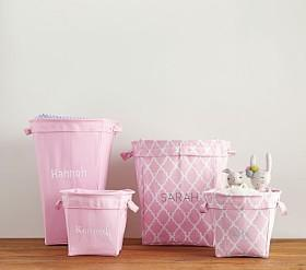 Storage For Kids Rooms Baskets Boxes Buckets Pottery