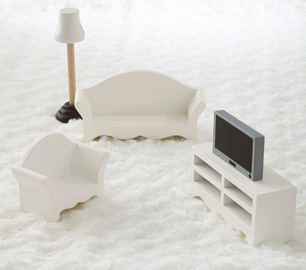 Dollhouse Living Room Set