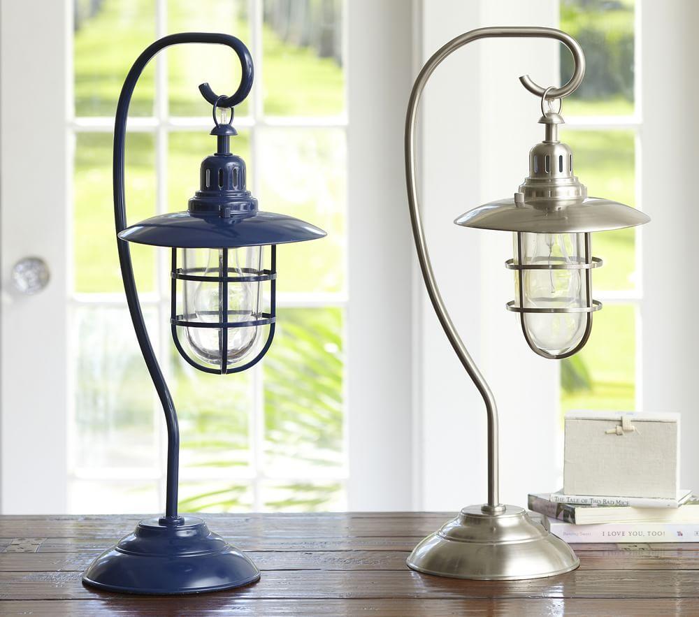 Fisherman Table Lamp