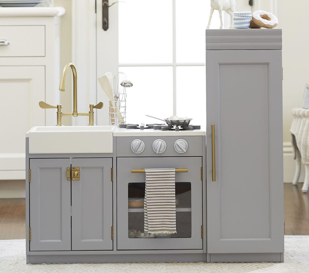 All In One Kitchen: Chelsea All-in-1 Kitchen - Grey