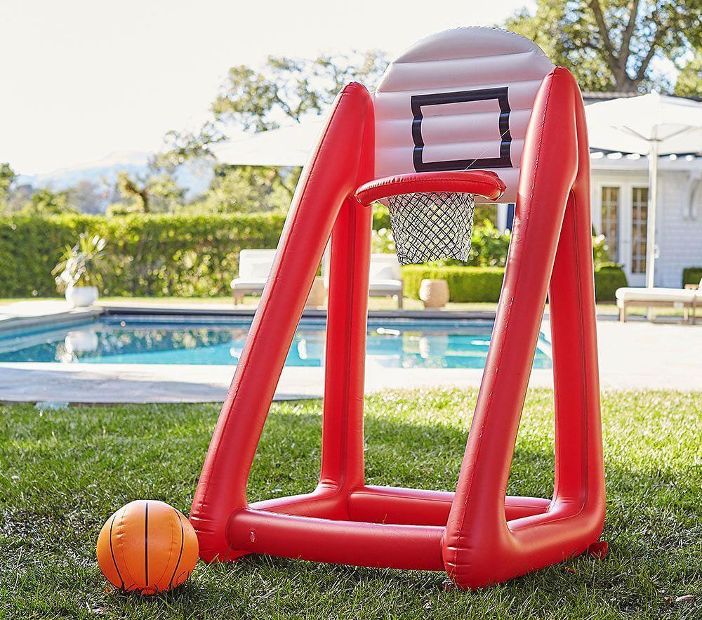 Jumbo Inflatable Basketball Hoop