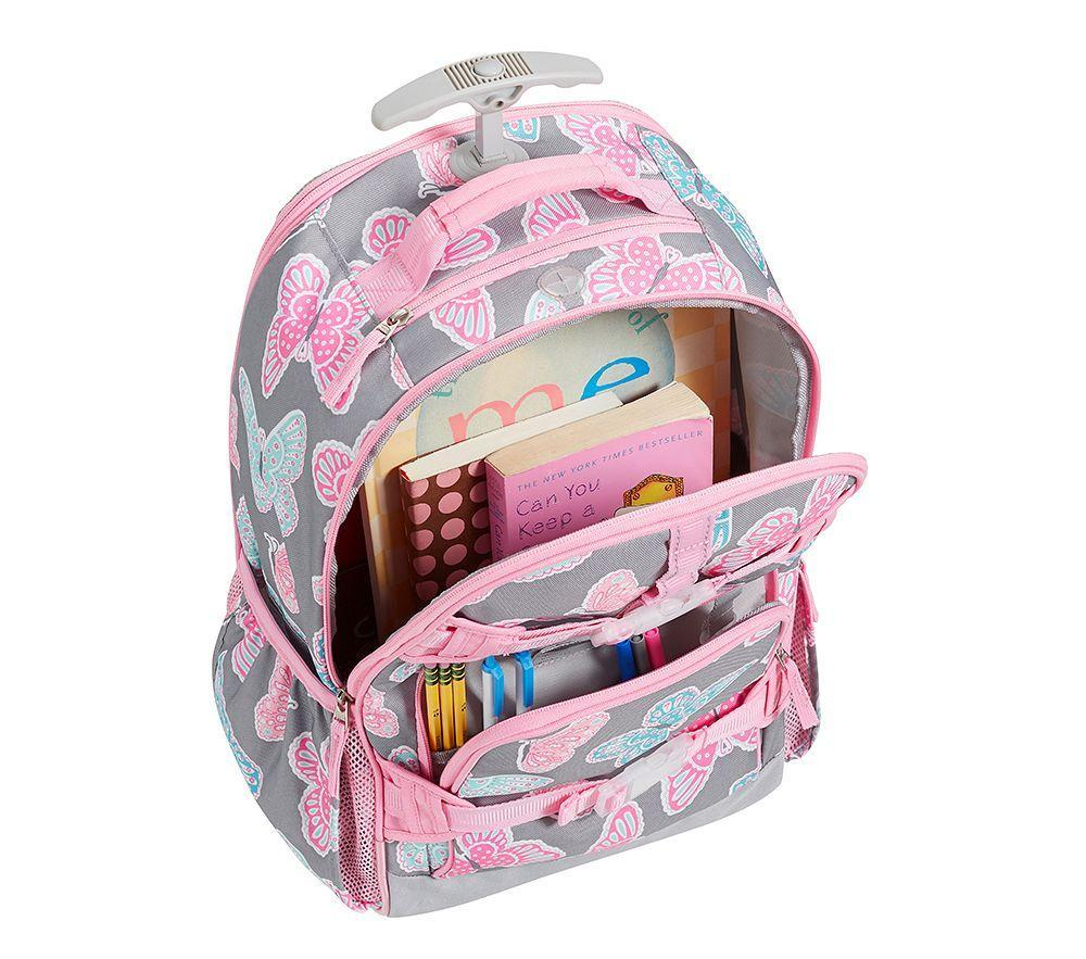 Mackenzie Glitter Ballerina Backpacks Pottery Barn Kids Au