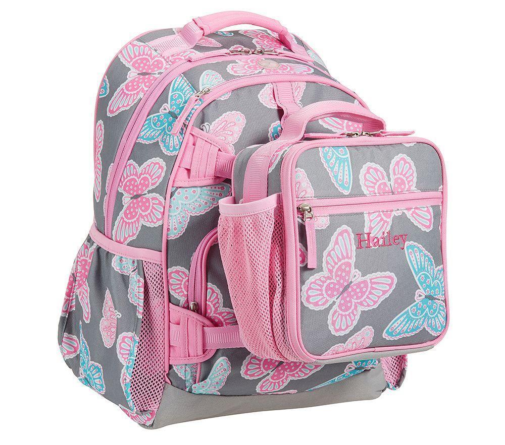 Mackenzie Glitter Ballerina Classic Lunch Bag