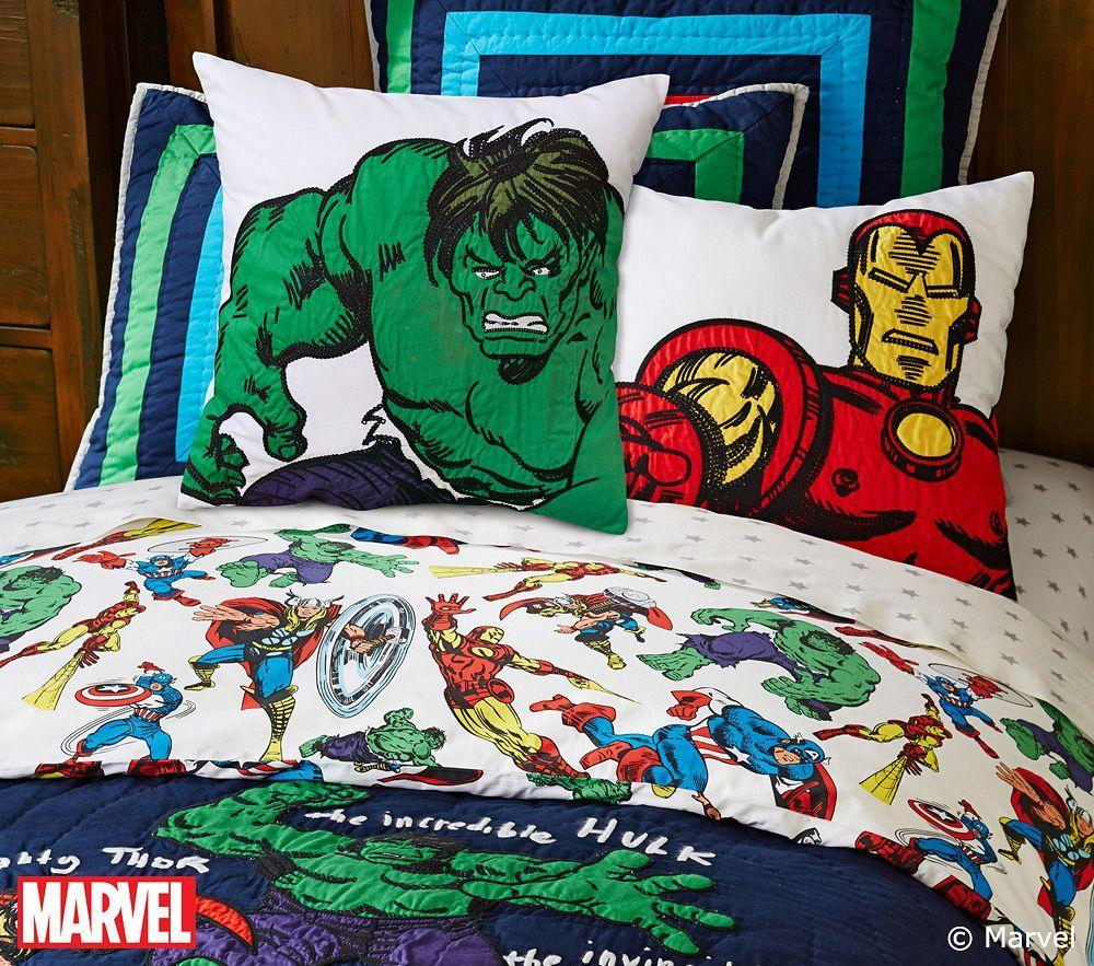 Marvel Comforter Pottery Barn Kids Au