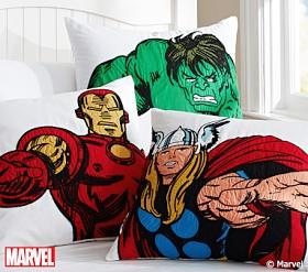 Super Hero Decorative Cushion Cover
