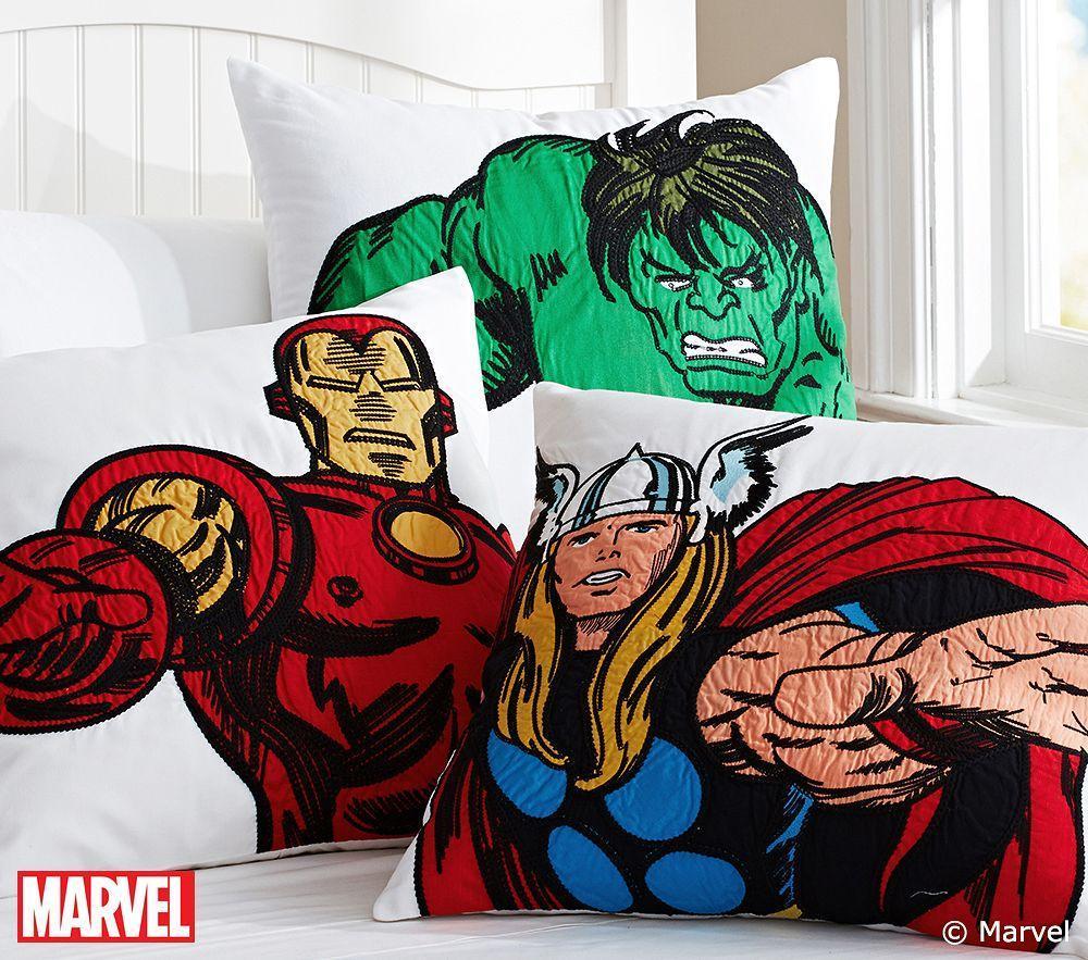 Super Hero Decorative Cushion Cover