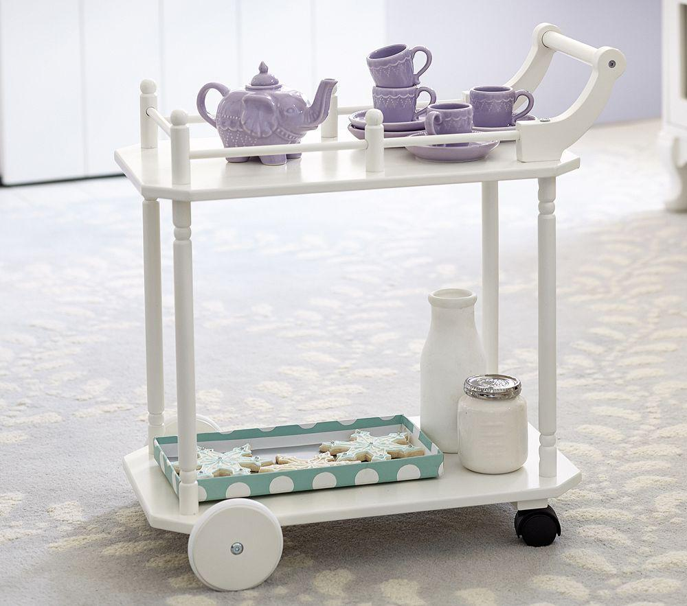 Tea Cart | Pottery Barn Kids