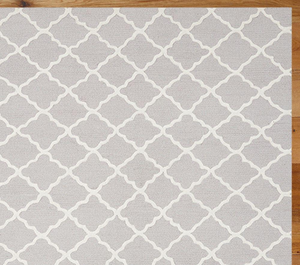 Addison Rug - Grey