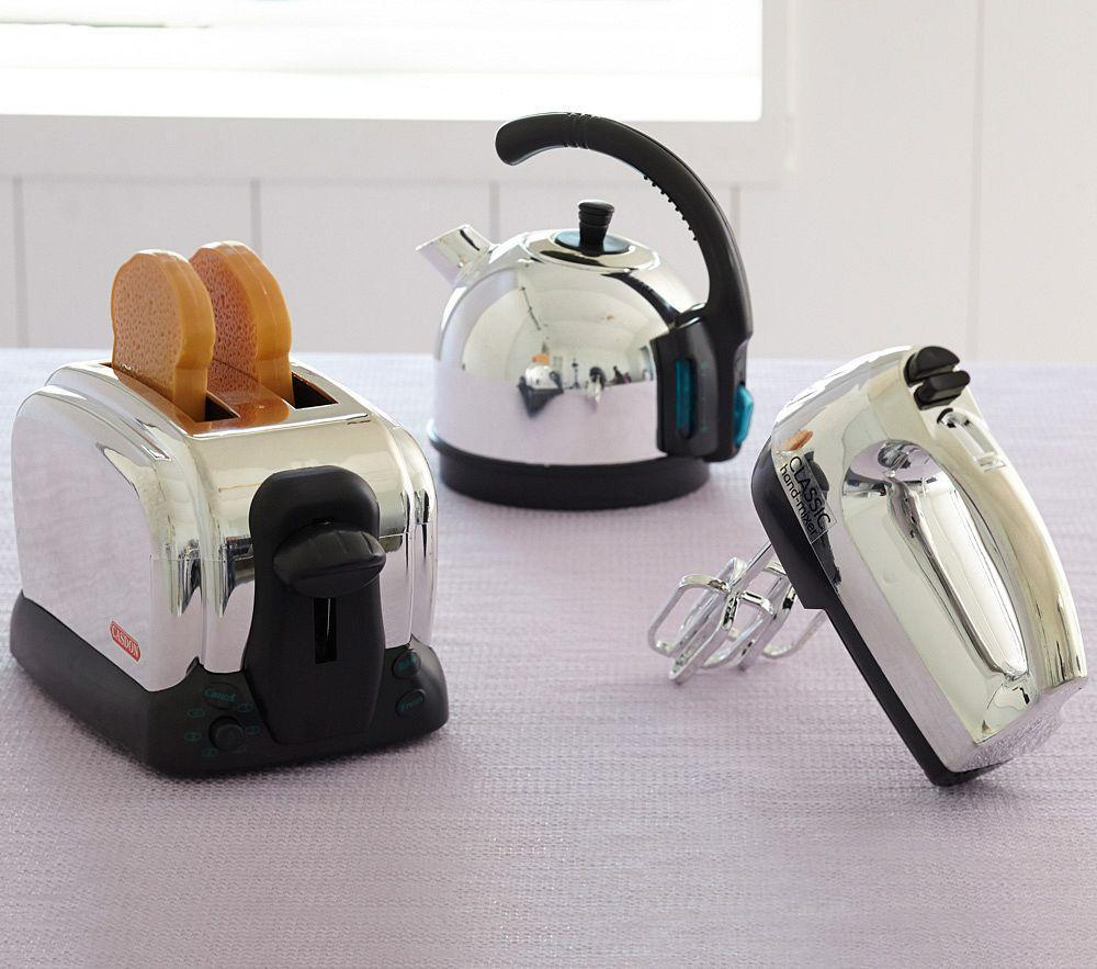 Chrome Kitchen Appliances