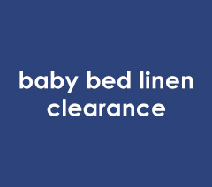 Baby Bed Linen Clearance