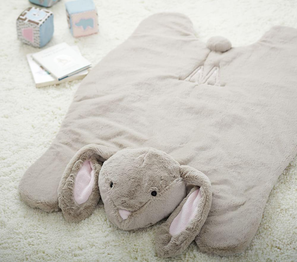Bunny Plush Play Mat Pottery Barn Kids Au