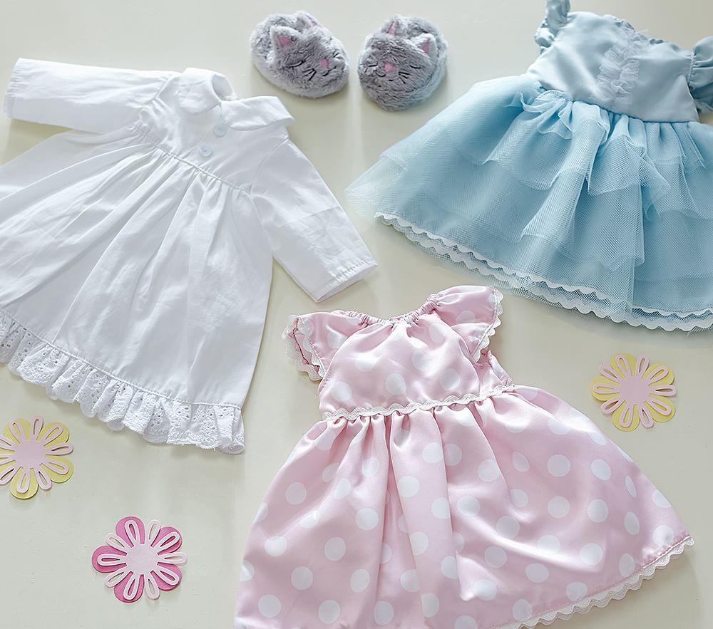 Doll Wardrobe Set