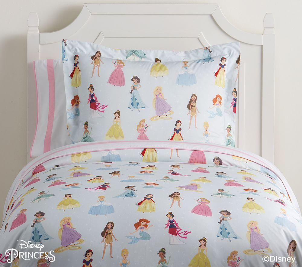 Disney Princess Quilt Cover Pottery Barn Kids Au