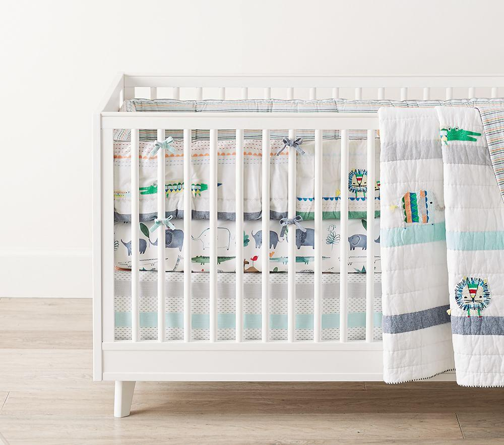 Colby Animal Baby Bed Linen