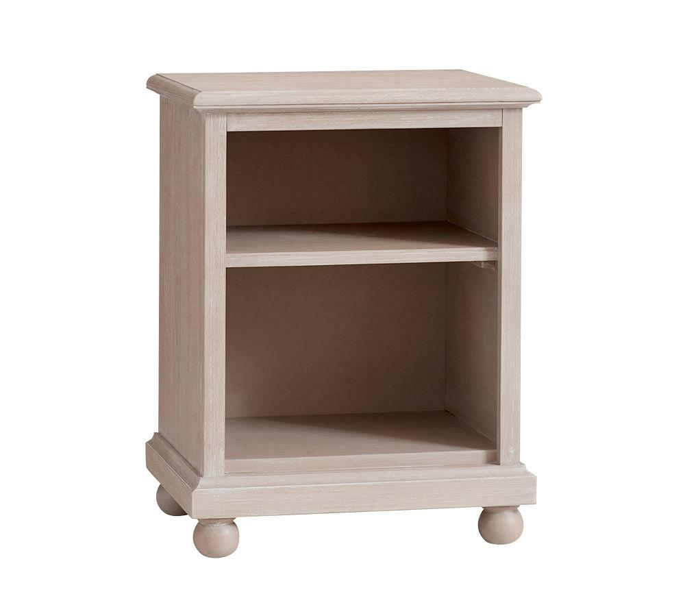 Catalina Bedside Table - Brushed Fog