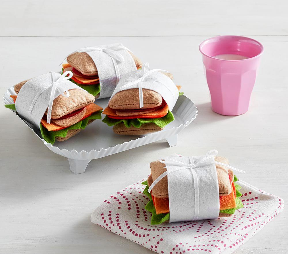 Soft Sandwich, Set of 4