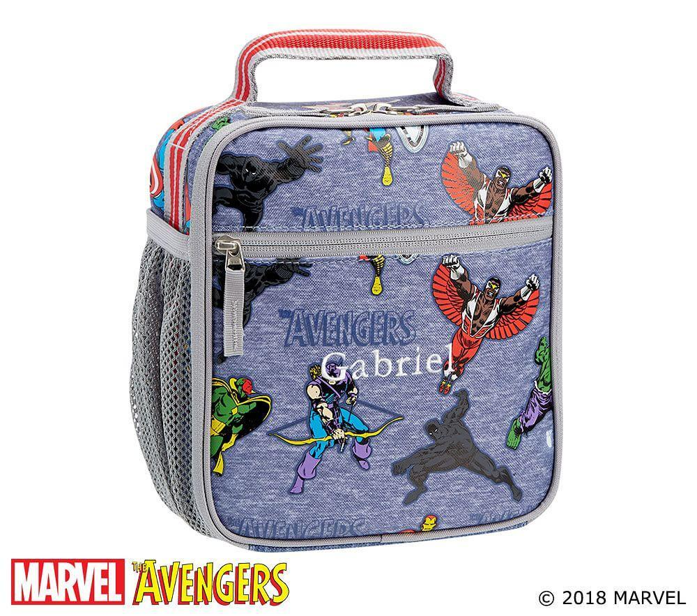Marvel™ Glow-in-the-Dark Avengers Classic Lunch Bag