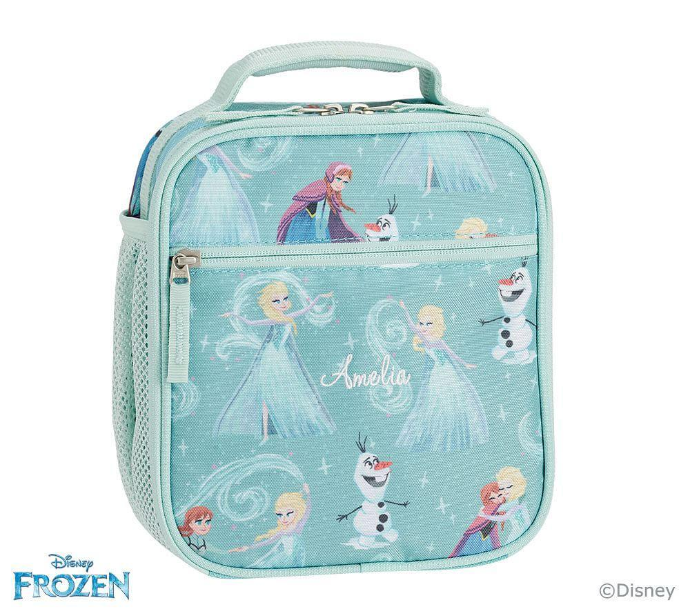 Mackenzie Aqua Disney Frozen Classic Lunch Bag