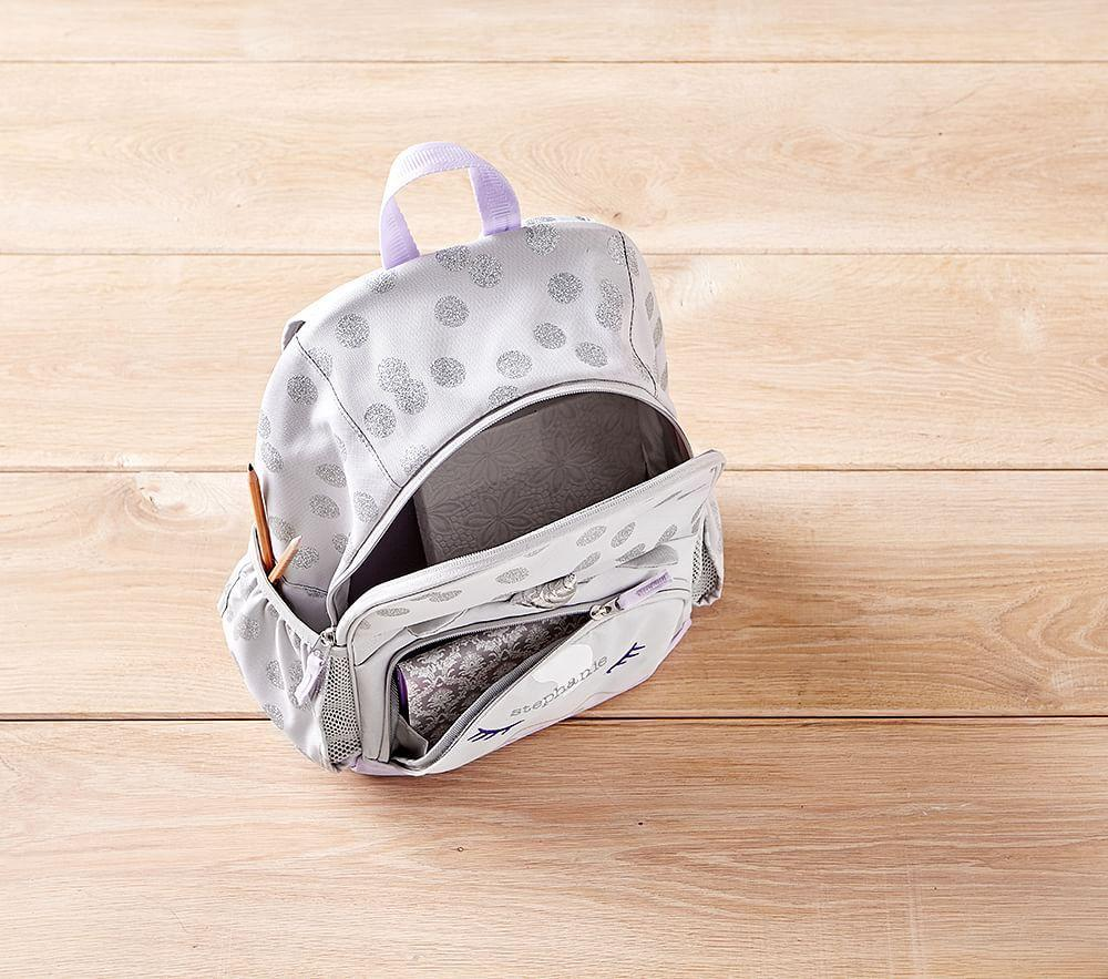 Mackenzie Navy Shark Backpack