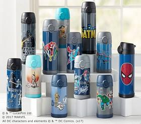 Heroes & Villains Insulated Water Bottles