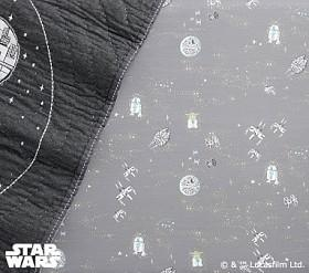 <em></div>Star Wars</em>™ Allover Sky Cot Fitted Sheet