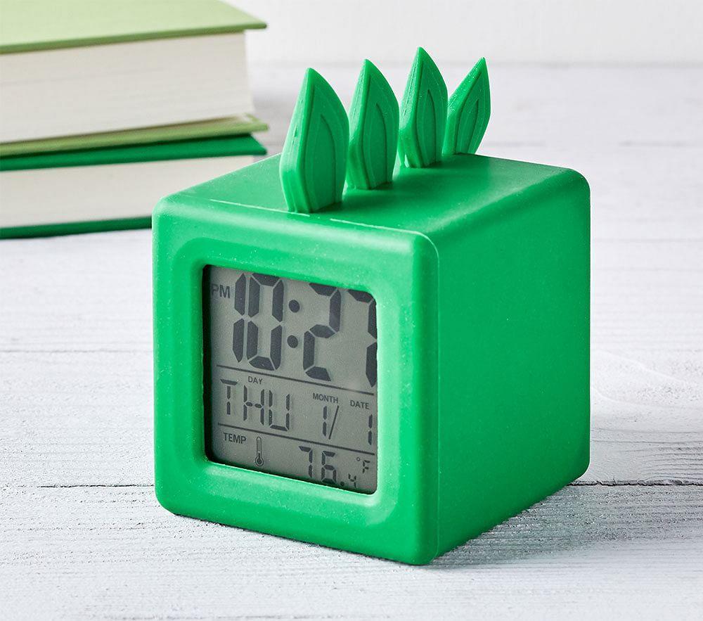 Light Up Dinosaur Digital Clock Pottery Barn Kids Au