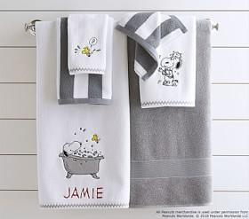 Peanuts® Bath Towel Collection