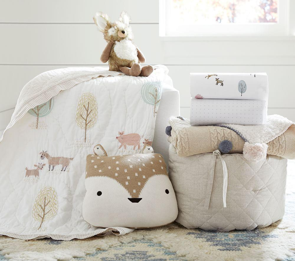 Dakota Baby Bed Linen