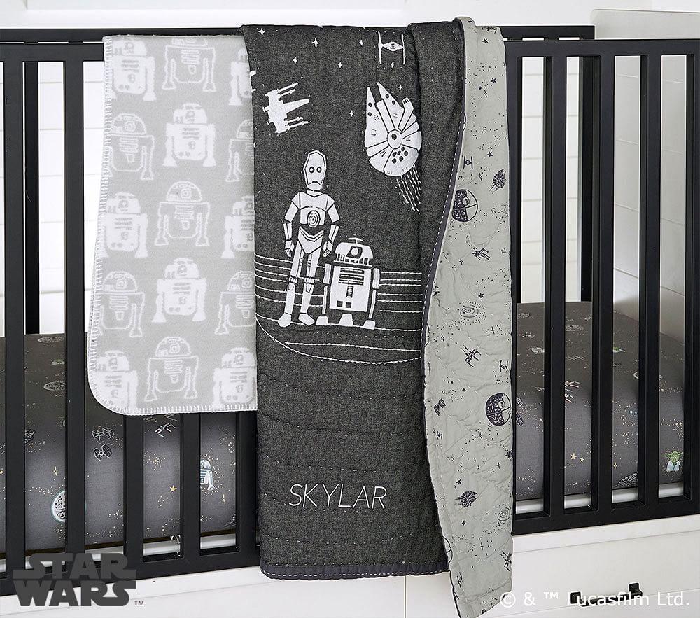 <em>Star Wars</em>™ Baby Bed Linen