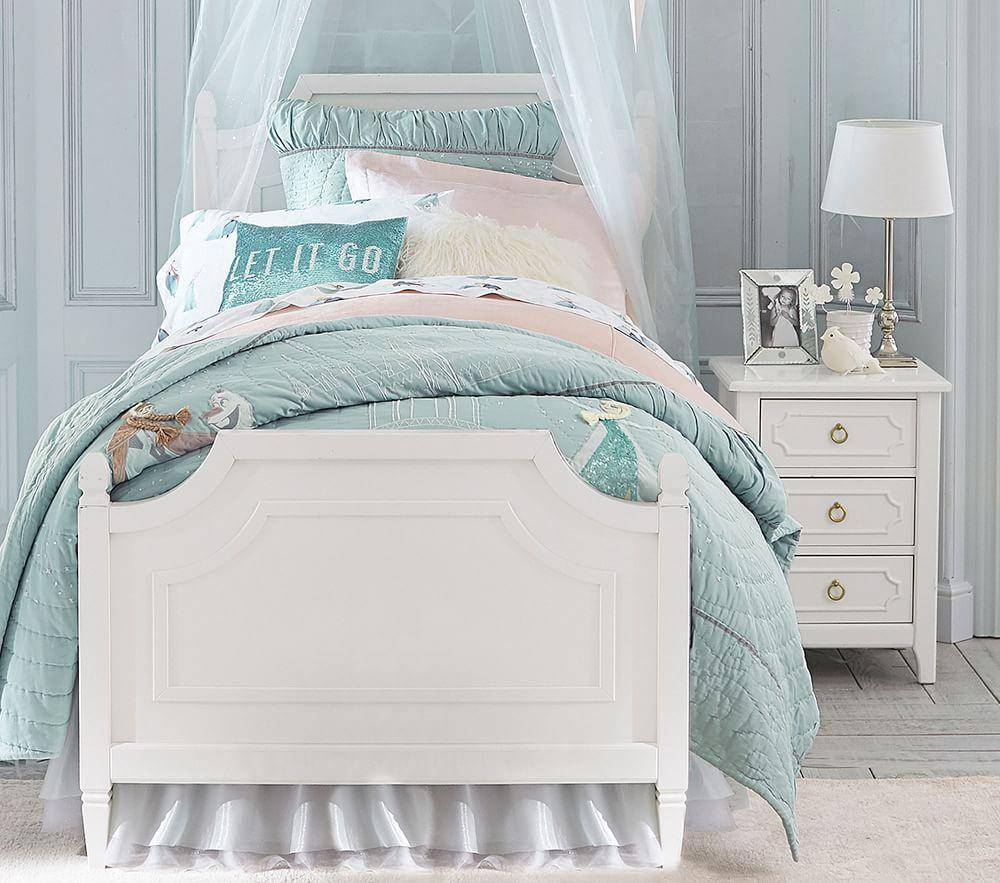 Icy Tulle Bed Skirt