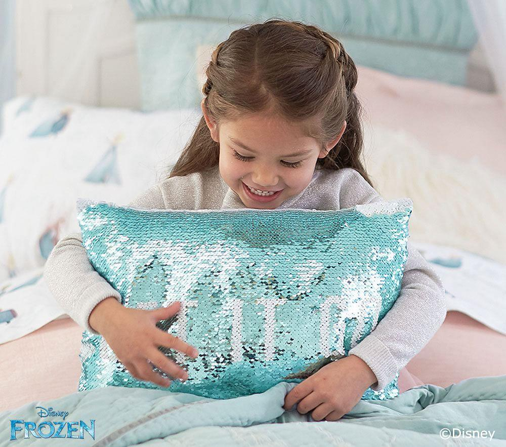"Disney Frozen ""Let It Go"" Cushion"