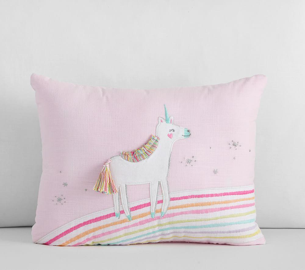 Molly Unicorn Decorative Cushion