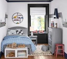 Baby Cots, Kids Bedroom Furniture & Children\'s Furniture | Pottery ...