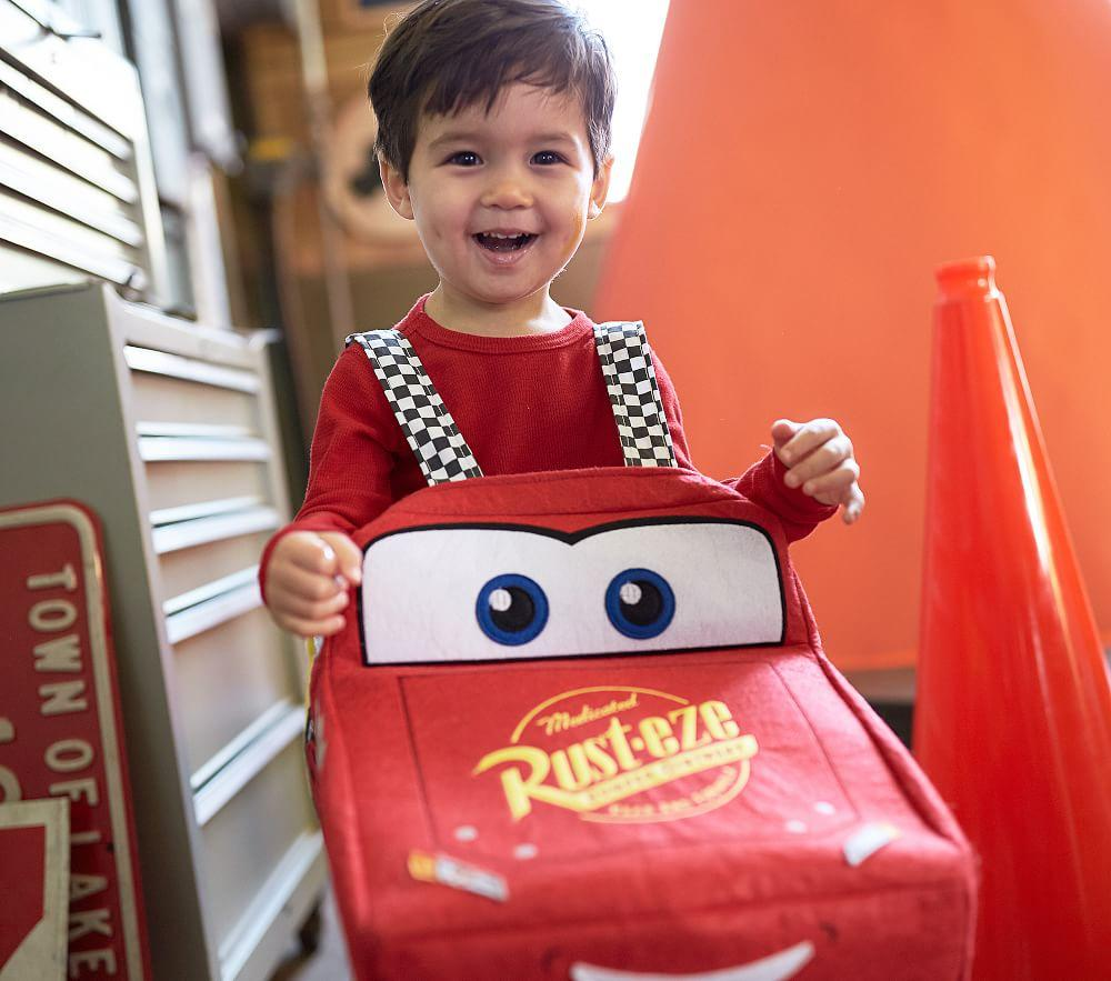 Disney•Pixar <em></div>Cars</em> Lightning McQueen Costume