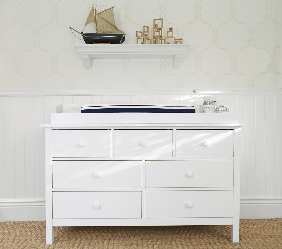 Kendall Extra Wide Dresser Amp Change Table Topper Simply