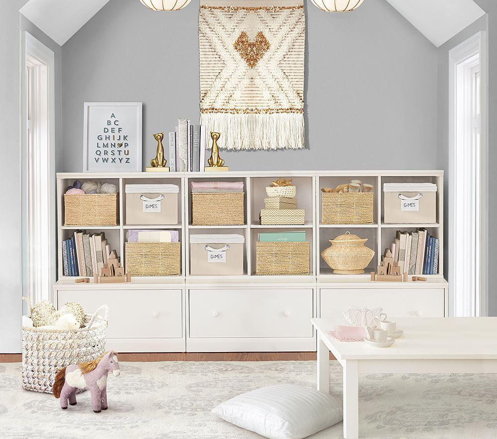 Cameron 3 Cubby & 3 Drawer Base Storage System